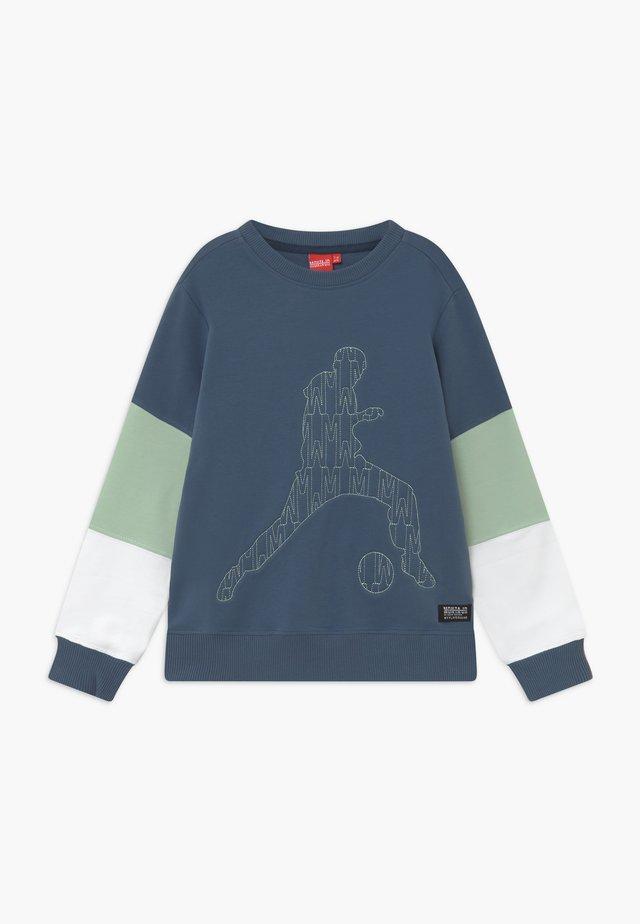 CARDIFF - Sweatshirts - steel blue