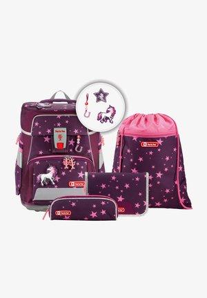 SPACE SET - School set - unicorn