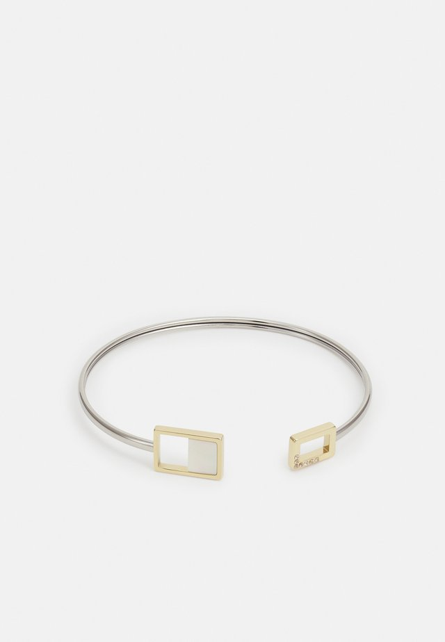 AGNETHE - Armbånd - silver-coloured/gold-coloured
