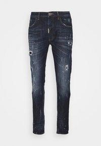 Alessandro Zavetti - LABELLI - Straight leg jeans - indigo - 3