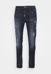 LABELLI - Straight leg jeans - indigo