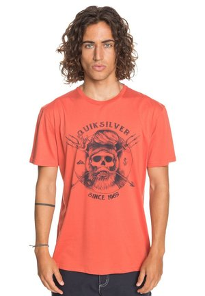 Print T-shirt - chili
