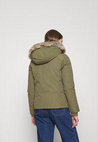 Tommy Jeans - TECHNICAL - Down jacket - olive tree - 2