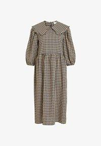 Vila - Day dress - navy blazer - 5