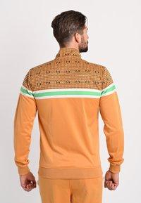 Sergio Tacchini - FIRENCE - Training jacket - orange - 2
