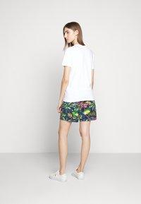 Polo Ralph Lauren - Camiseta básica - white/ant neon - 5