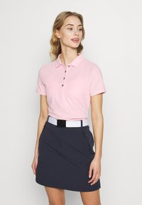 Calvin Klein Golf - PERFORMANCE - Polo shirt - pale pink - 0