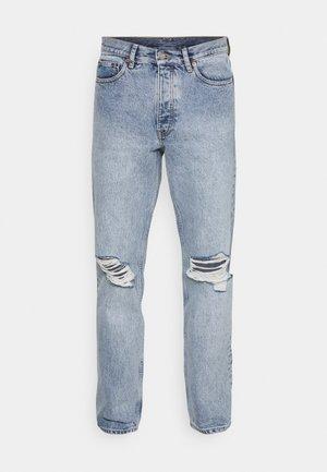 DASH - Jeans a sigaretta - stone cast blue