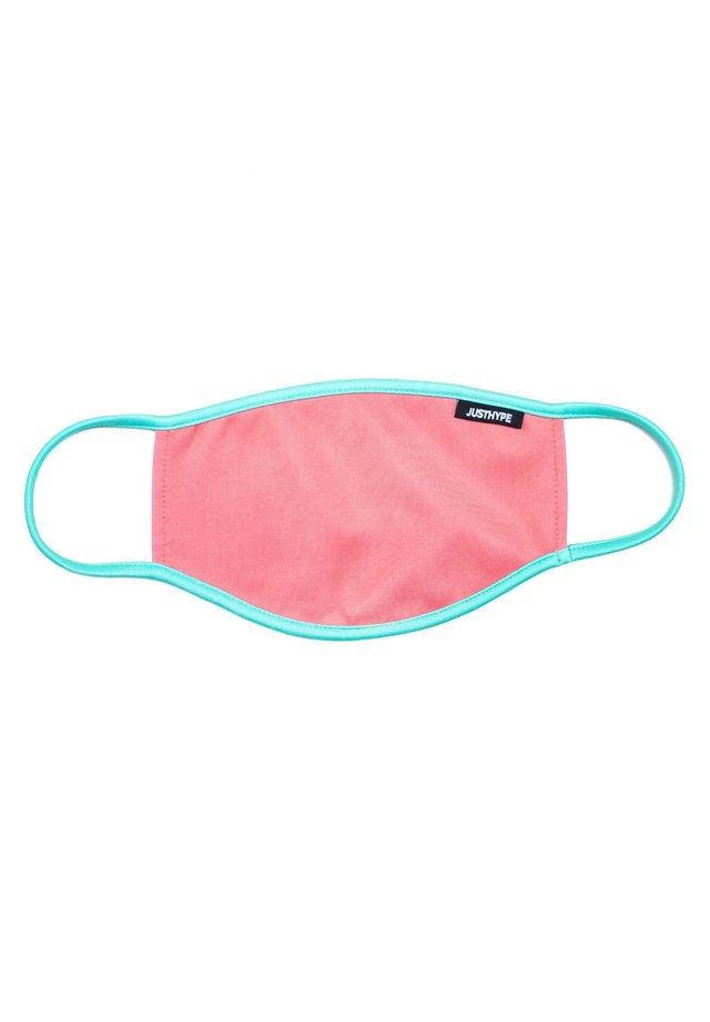 Community mask - pink/blue