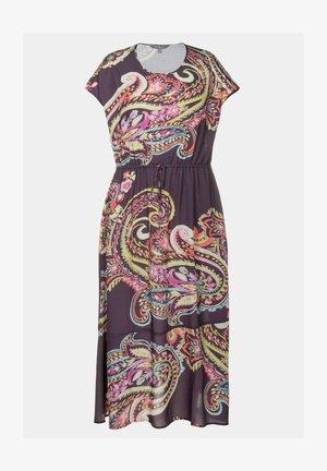 Day dress - magnolienrot