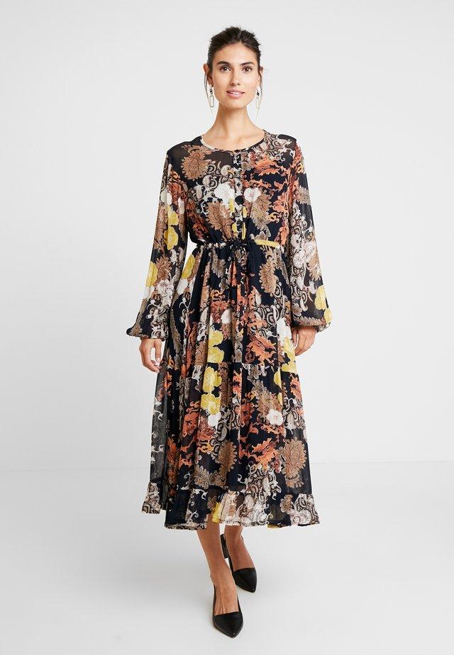 MARGAUX DRESS - Sukienka letnia - pitch black