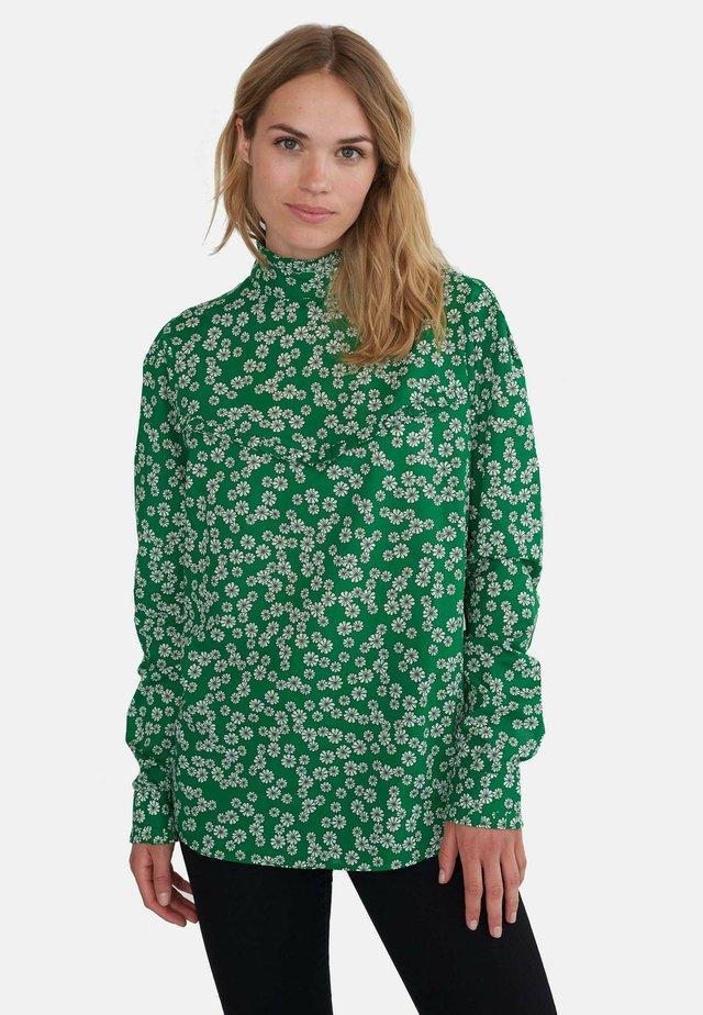 ELLEN - Blus - green