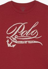 Polo Ralph Lauren - Longsleeve - sunrise red - 3
