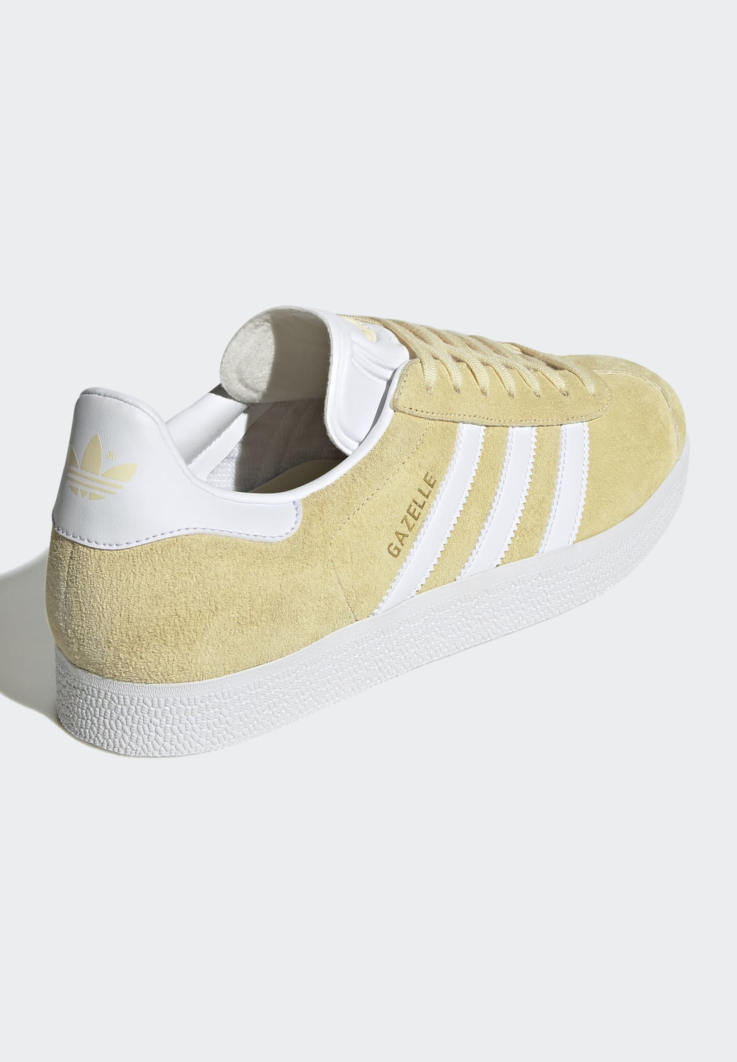Adidas Originals Gazelle Shoes - Sneakers Yellow