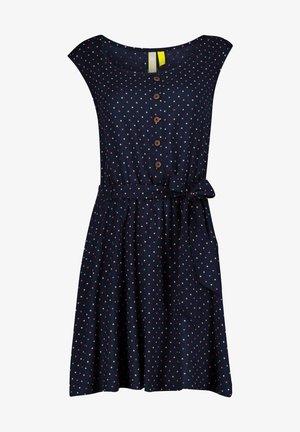 SCARLETTAK - Jersey dress - marine