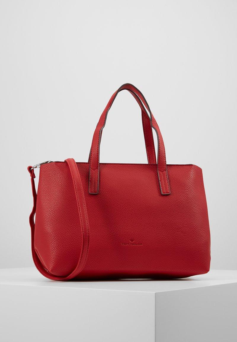 TOM TAILOR - MARLA - Handbag - red