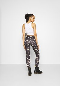 ONLY - ONLARIA LONG - Leggings - Trousers - black - 2