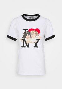Fiorucci - I LOVE NY TEE - T-shirt con stampa - white - 0
