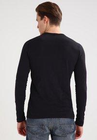 Blend - Long sleeved top - black - 2