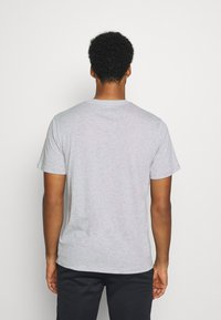 Tommy Hilfiger - LOGO TEE - Sports shirt - grey - 2