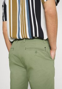 Solid - JIM LIGHT - Chinos - hedge green - 4