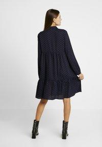 MAMALICIOUS - MLXINIA WOVEN SHIRT DRESS - Shirt dress - navy - 2