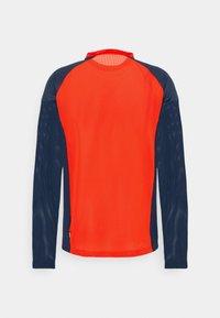Vaude - MENS MOAB - T-shirt à manches longues - mars red - 1