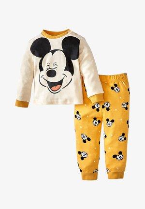 MICKEY & MINNIE  - Pyjama set - yellow