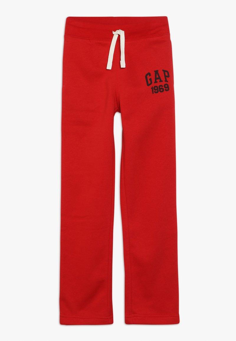GAP - BOYS ACTIVE PANT - Pantalones deportivos - modern red