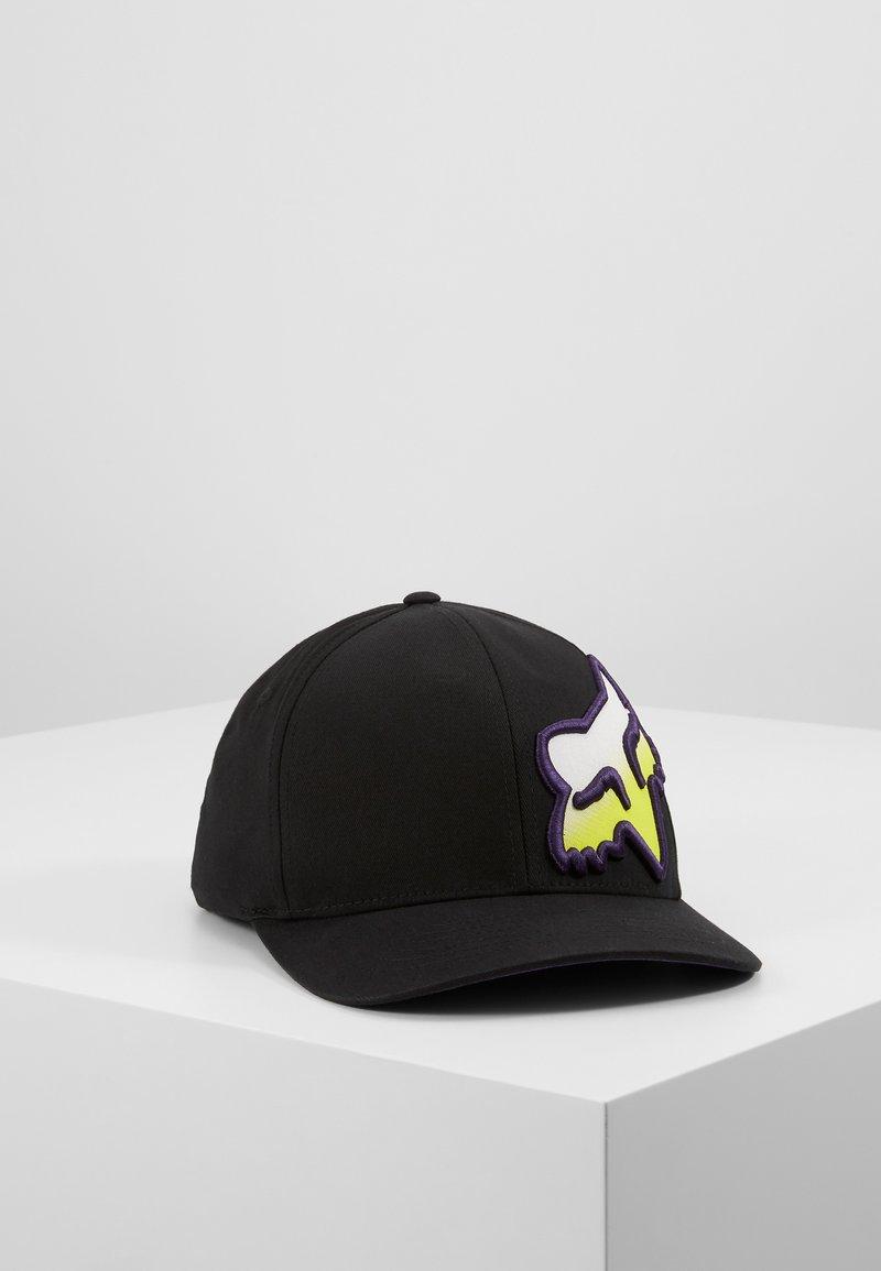 Fox Racing - FLEXFIT HAT  - Cap - black