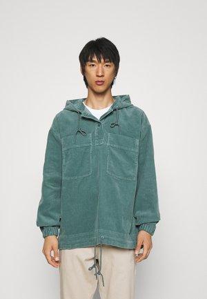Summer jacket - dark teal