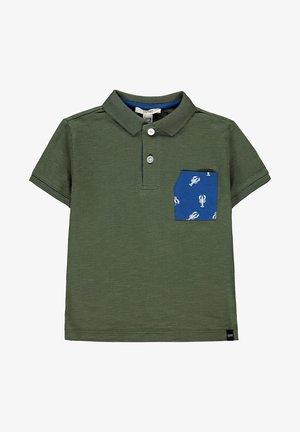 FASHION - Polo shirt - dark khaki