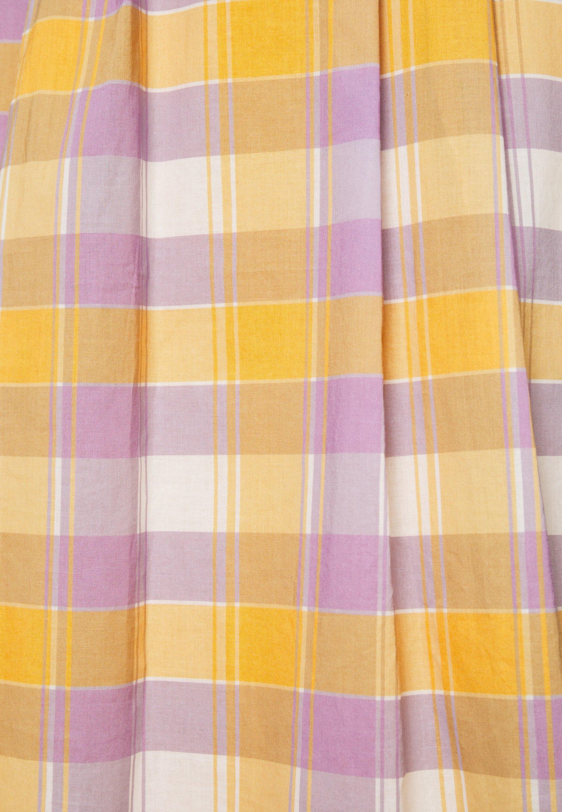 Safe Payment Women's Clothing Karen by Simonsen BIRKA DRESS Day dress narcissus f8ZnrBT9e