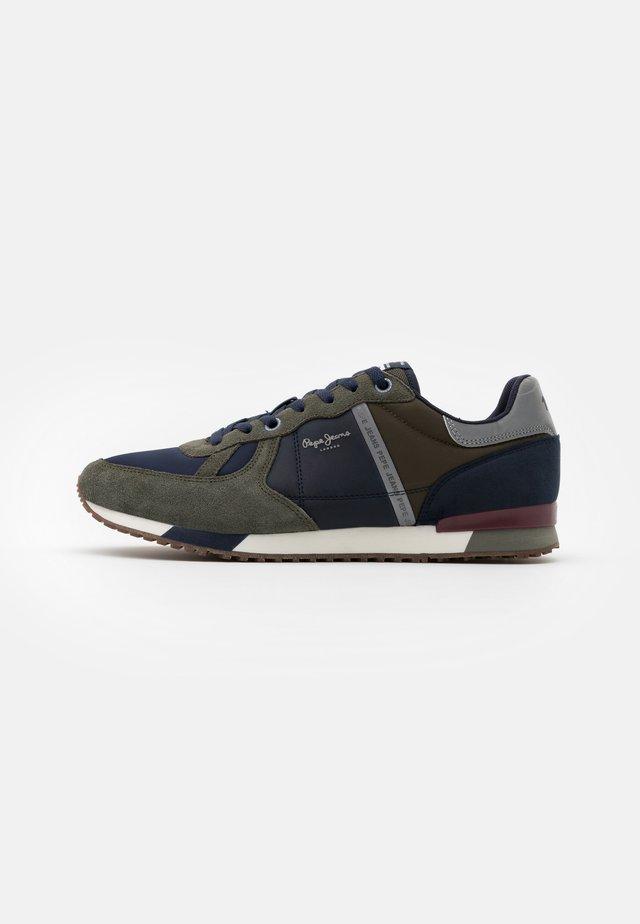 TINKER SECOND - Sneakersy niskie - khaki green