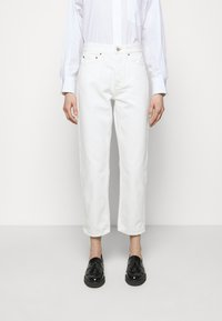 Won Hundred - PEARL - Džíny Straight Fit - tinted white - 1