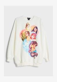 Bershka - Sweatshirt - white - 3