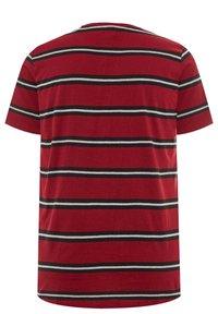 BadRhino - Print T-shirt - red - 5