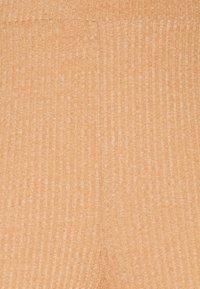 Fashion Union Petite - FENNEL TROUSER - Broek - beige space dye - 2