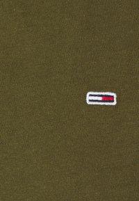 Tommy Jeans - SOFT  - Basic T-shirt - northwood olive - 2