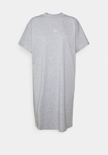 BROOKLYN DRESS - Robe en jersey - grey melange