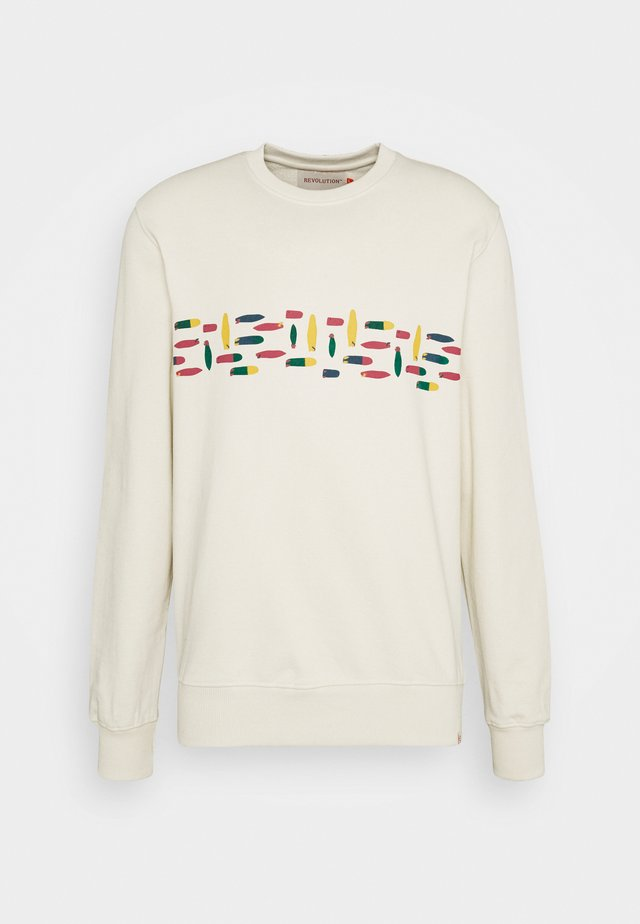 CREWNECK - Sweater - offwhite