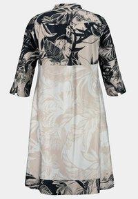 Ulla Popken - Shirt dress - sand - 2