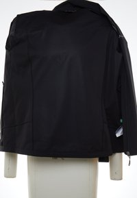 Vaude - HURRICANE - Soft shell jacket - black - 7