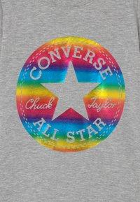 Converse - CHUCK PATCH  - Camiseta estampada - grey heather - 2