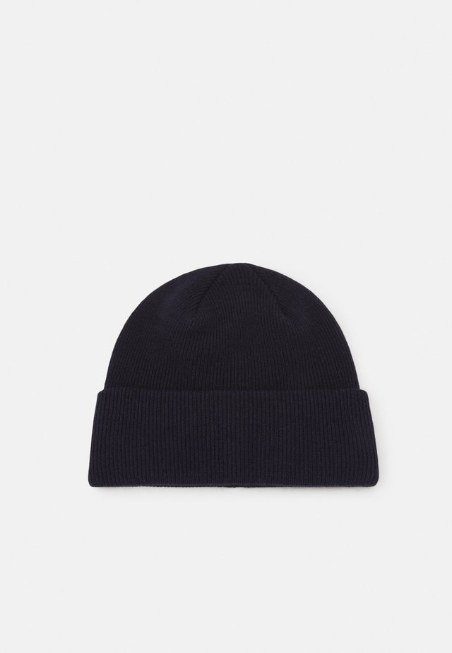 DUST BEANIE - Beanie - dark navy
