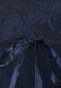 MAMALICIOUS - MLMIVANA DRESS - Cocktail dress / Party dress - navy blazer - 2