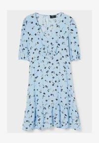 C&A - FLARE - Day dress - light blue - 3