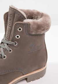 Panama Jack - IGLOO - Lace-up ankle boots - gris - 6