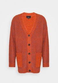 3.1 Phillip Lim - COZY LAYERING CARDIGAN - Kardigan - bright orange - 0