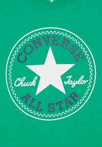 Converse - CORE CHUCK PATCH TEE  - T-shirt con stampa - bold jade - 3